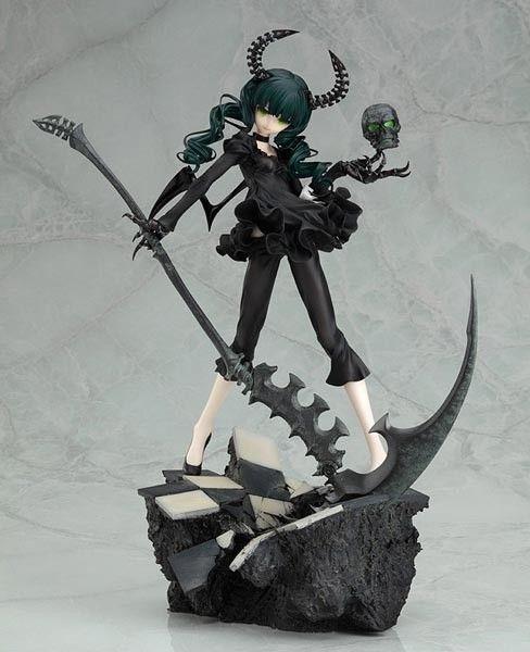 Black Rock Shooter: Dead Master Original Ver. 1/8 Scale PVC Statue | Yorokonde.de - Ihr Online-Shop für original Anime-Figuren und Modellbausätze aus Japan