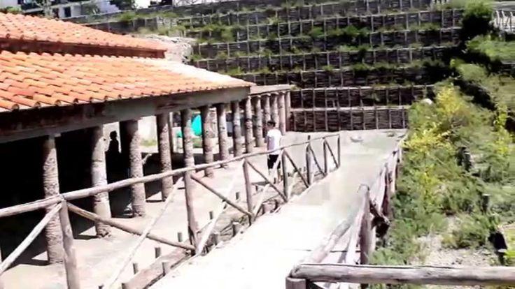 Италия. Помпеи - музей под открытым небом.