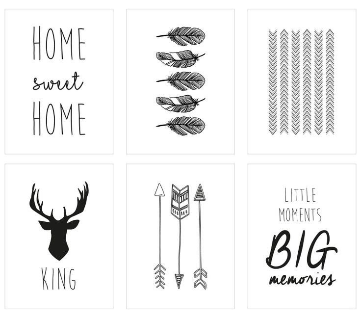 best 25 free printable ideas on pinterest printable art. Black Bedroom Furniture Sets. Home Design Ideas
