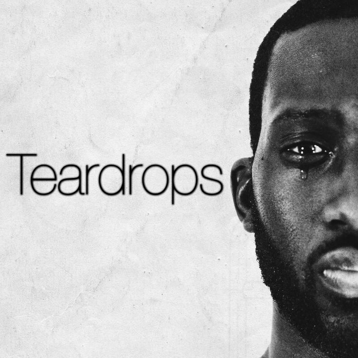 Teardrops Album Cover