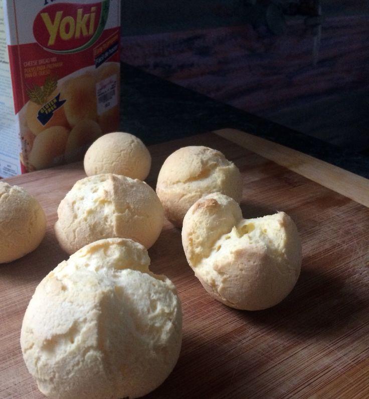 #yoki pão de queijo