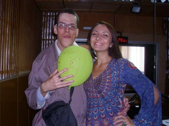 Me and Irina Staver