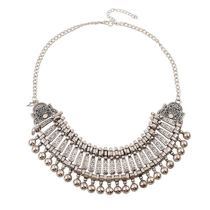 Printemps nouvelle perdre de l'argent vente belle bijoux marque européenne pièce millésime déclaration collier 2015 sautoirs colliers et pendentifs dans Tours de cou de Bijoux sur AliExpress.com | Alibaba Group