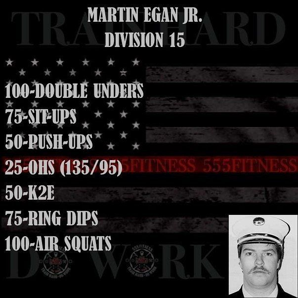 TRAIN HARD DO WORK ________________________________________ Want to be featured? Show us how you train hard and do work Use #555fitness in your post. You can learn more about us and our charity by visiting WWW.555FITNESS.ORG #fire #fitness #firefighter #firefighterfitness #firehouse #buildingastrongerbrotherhood #workout #ems #engine #truckie #firetruck #pastparallel #damstrong #charity #nonprofit @pastparallel @builtbystrength @beaverfitusa @assaultairbike @the_firefighter_throwdown @reebok…