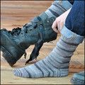 Trekking XXL Camouflage Socks.
