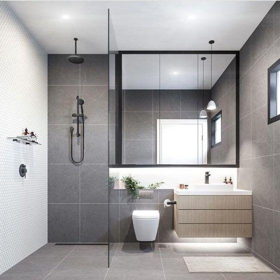 M s de 25 ideas incre bles sobre ba os modernos peque os - Fotos de cuartos de banos modernos ...