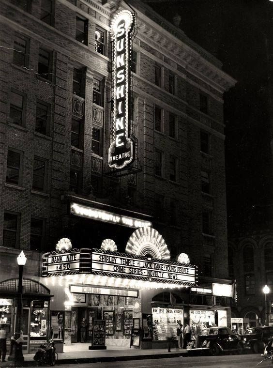Sunshine Theater 1940