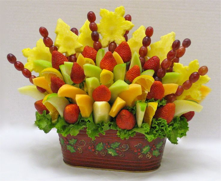 edible fruit arrangements best fruits for weight loss