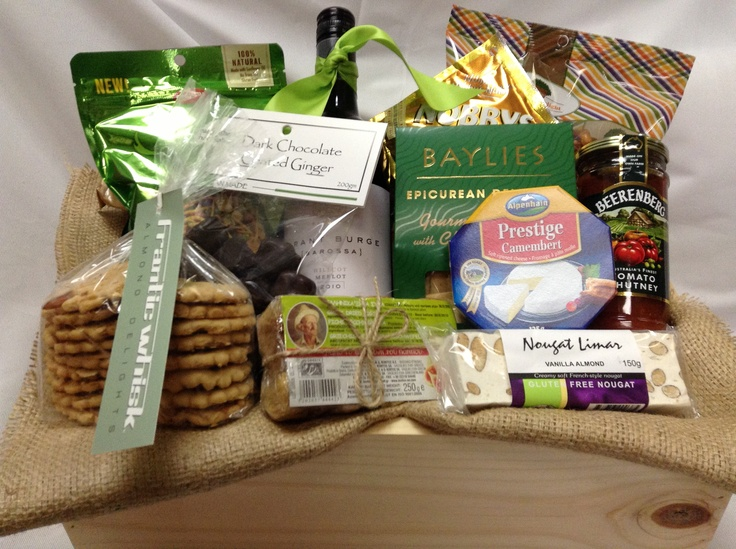 Good selection of produce for your Gift Baskets, Box or Hamper