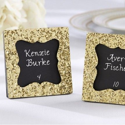 le cadre marque place glitter or place du mariage - Marque Place Mariage Oriental