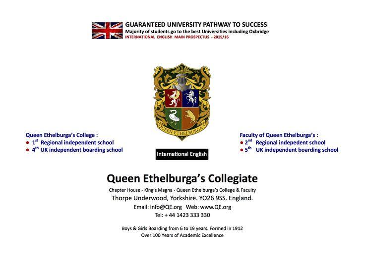 great results of Queen Ethelburga's Collegiate! Congratulations! #bestschools #bestboardingschools #educationintheUK