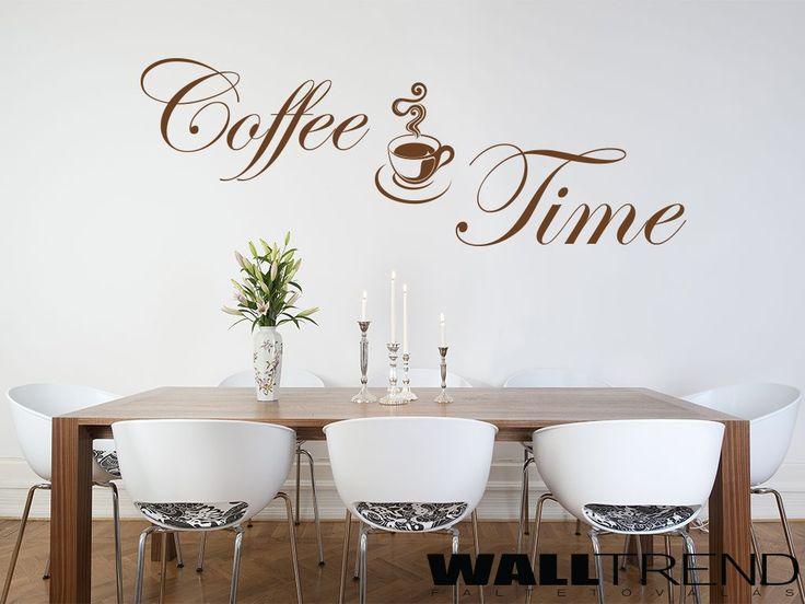 W 0404 Coffee Time faltetoválás