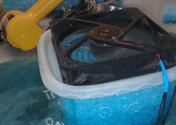 Diy Baby Swampy Small Evaporative Cooler Evaporative Cooler