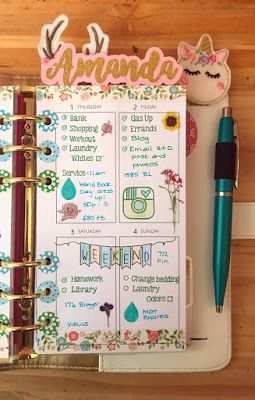 She's Eclectic: My week #9 - close up