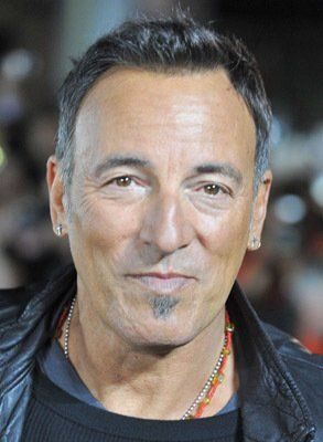 Bruce Springsteen (Be still my heart...) One of the most decent and upstanding rockers I know of.