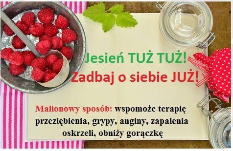 Malinowy sposób na odporność >> http://eeafb.skroc.pl