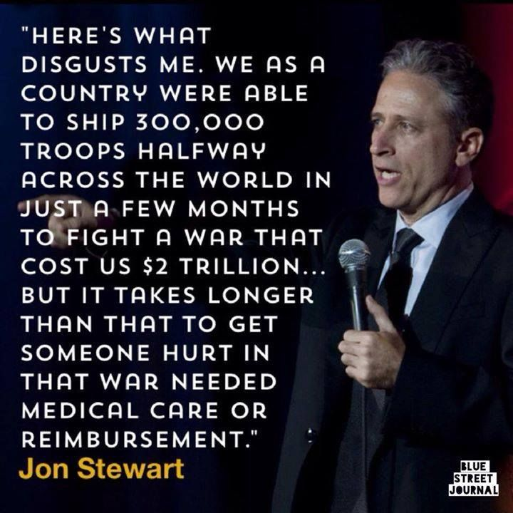 Image result for 'If we don't get a hold of what we owe Americans who are providing services to our veterans, then the entire system collapses.'
