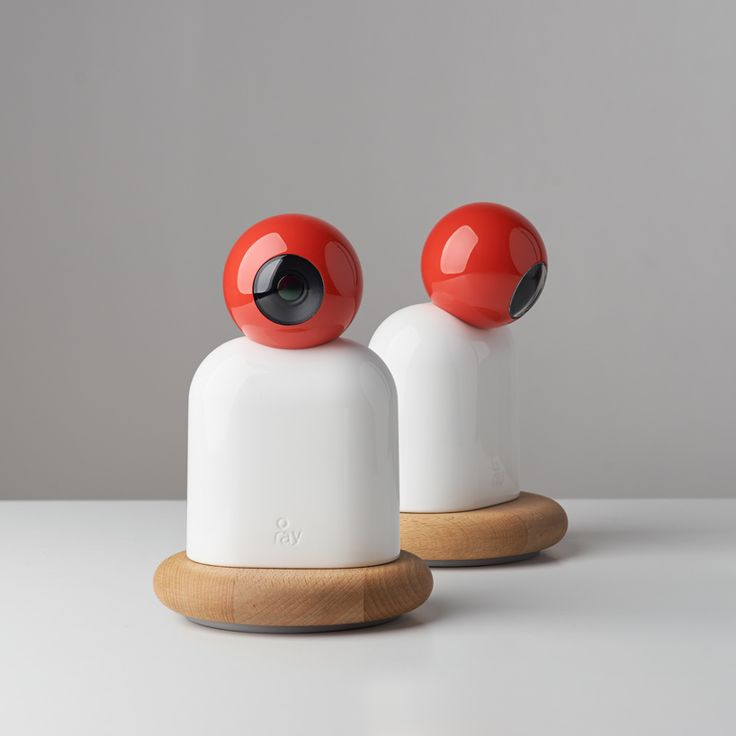 hong kong based office for product design unveils the smart ray baby monitor for start-up company ray IoT solutions that tracks sleeping and breathing.