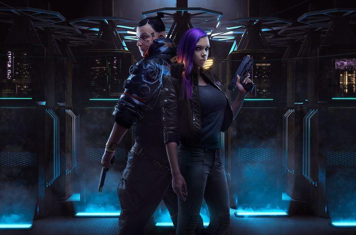 Jackie Welles Cyberpunk 2077 Game Bomber Jacket