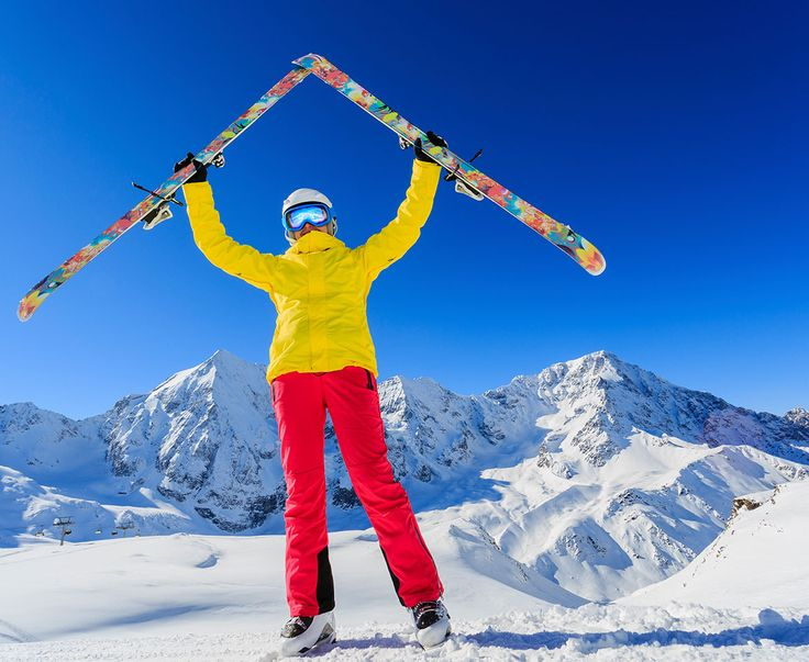 Beginner Ski Lesson - Snow Plough Turns. Book now your beginner ski package at Siegi Tours.