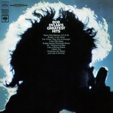 The photo for the Grammy award-winning album cover of Bob Dylan's Greatest Hits was taken at the Washington Coliseum on November 28, 1965. (Source: Wikipedia)