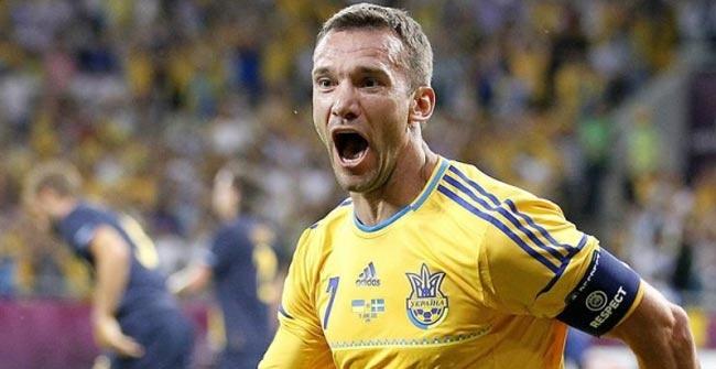 Andrei Shevchenko reverdece laureles y le da la victoria a Ucrania sobre Suecia