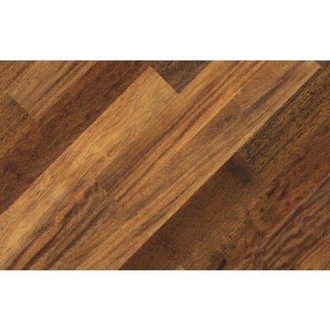Deska Podłogowa Fertig Dwuwarstwowa Merbau Country Jawor-Parkiet 140 x 900-1200 mm Olej/Lakier Naturalny