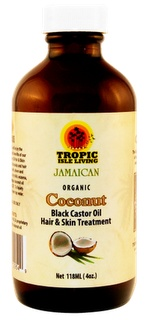 KinkyCurlyCoilyMe Castor Oil Challenge Spring 2012 - Grow Your Hair Thick & Long!