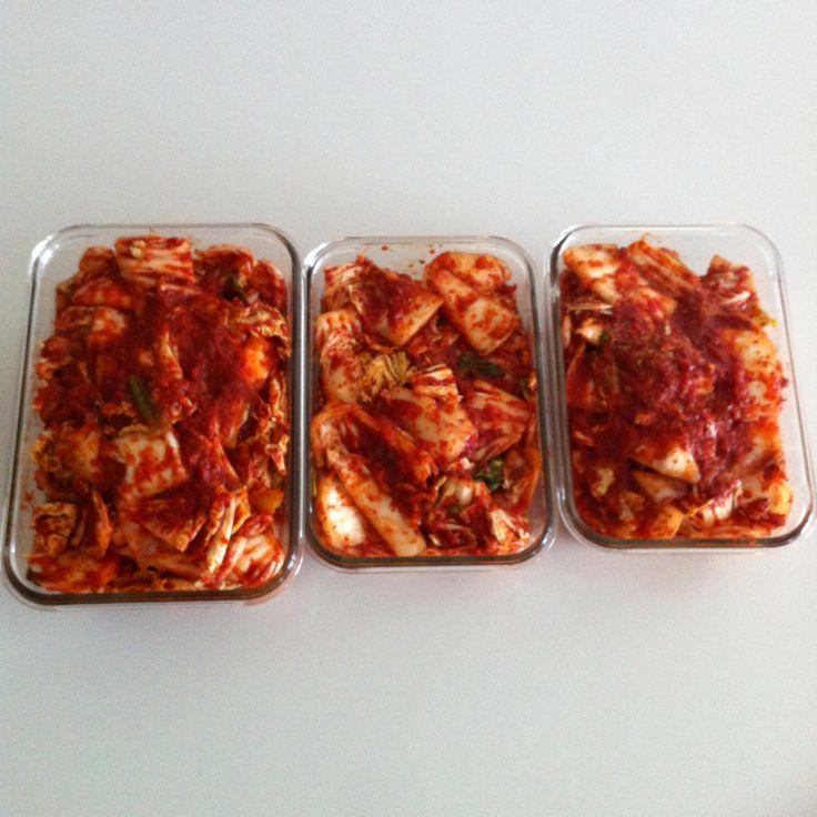 Kimchi~~