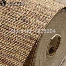 Grande moderno PVC papel de parede de papel de parede, textura Quarto Corredor Sala de estar Simples Pano de Fundo da parede de papel listrado(China (Mainland))