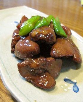 鶏レバー・砂肝・ハツ(心臓)の中華甘辛煮 by ゆきほ [クックパッド ...