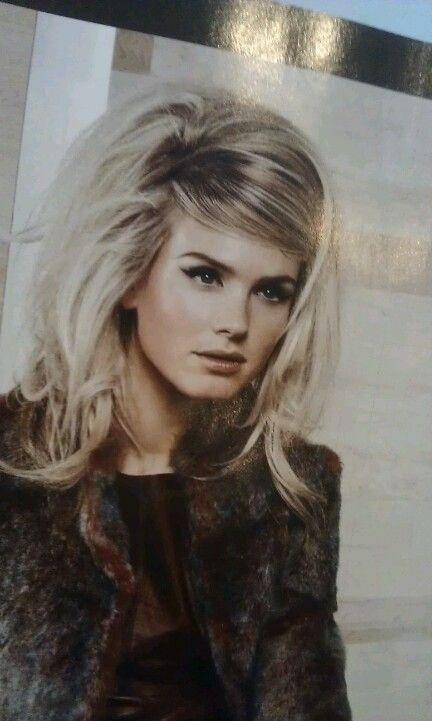Retro hair... ♥♥♥♥♥♥♥♥♥♥♥♥♥♥♥ fashion consciousness ♥♥♥♥♥♥♥♥♥♥♥♥♥♥♥♥♥♥♥♥