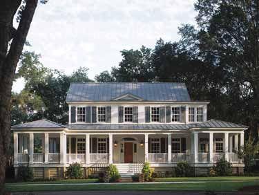 Carolina Island House. Southern Living.