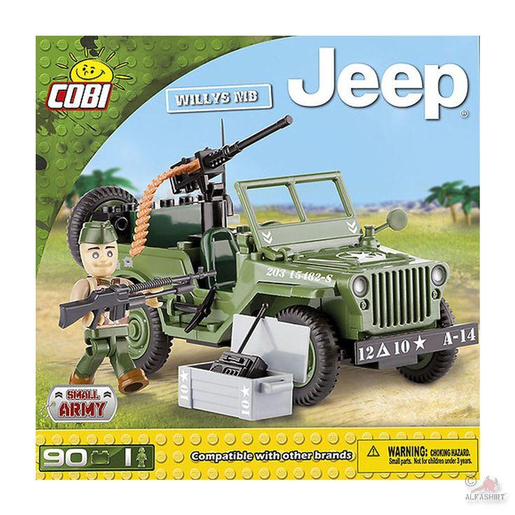 Männer-Spielzeug - Jeep Willys MB #alfashirt#jeep#spielzeug#männer#onlineshop