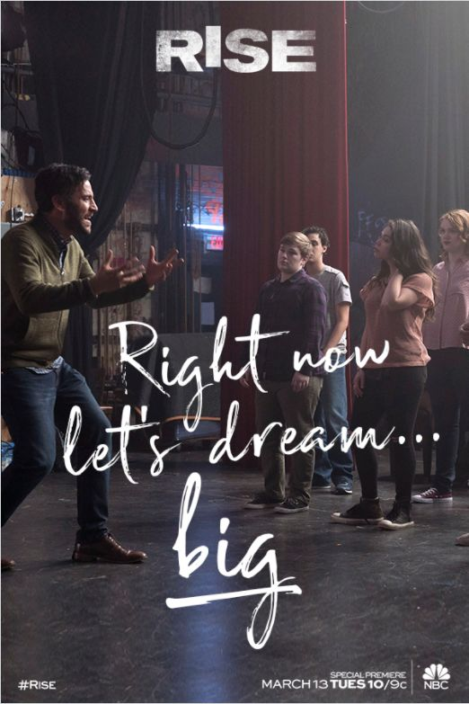 Get ready for an inspiring drama from the producers of Hamilton and Parenthood. Watch the special premiere tonight at 10/9c on NBC.