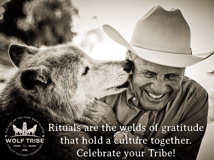 Our rituals define and maintain our culture.  We dont have too many of them left and commercialism is rapidly eating away at the bones of those. Dig in to the ancient rituals of your holidays reclaim the mystical the meaning and the gratitude.  Blessings galore.