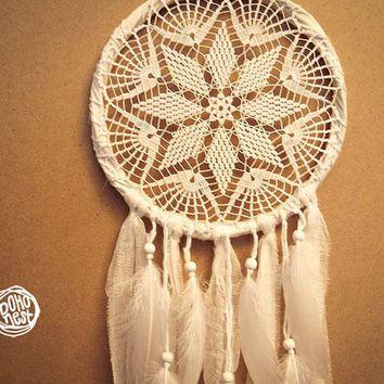 ?ver 1000 ideer om Crochet Dreamcatcher Pattern p? ...