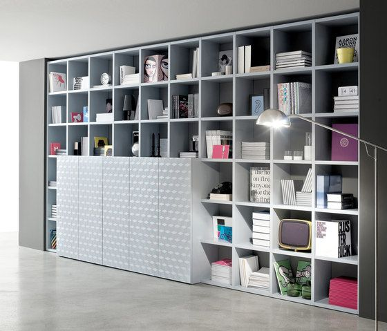 The Only One by Capo d'Opera   Shelving systems