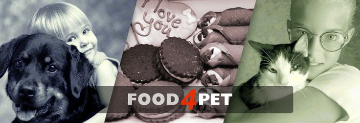 U4PET.it Shop for Animal Lifestyle FOOD 4 PET: cibo speciale per cani, gatti, animali domestici, pets