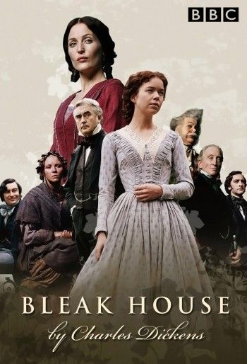 "2005 BBC miniseries, based on Charles Dickens' novel. ""A suspenseful tale about the injustices of the 19th-century English legal system."""
