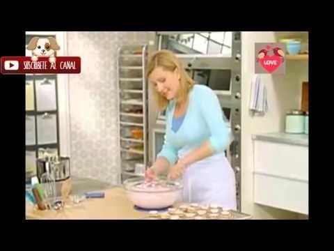 Anna olson - Pastel chiffon - YouTube