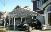 2016 Sigma best selling metal frame metal roof used carports for sale