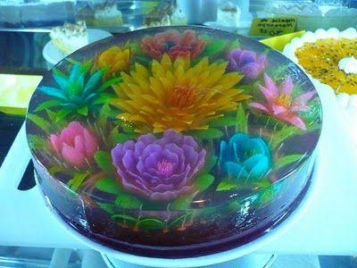 gelatina floral   sexta-feira, 18 de dezembro de 2009