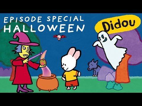 Didou, dessine moi Halloween | Compilation Special Halloween - YouTube