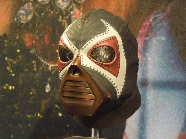 Bane mask Batman & Robin movie