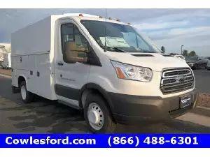 FORD TRANSIT Box Truck //////////////// Straight Trucks For Sale ...