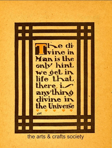 1000 images about arts crafts typography on pinterest for Arts and crafts movement graphic design