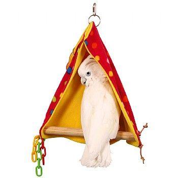 Parrot Perch Tent - Large