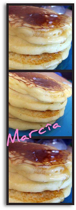 Pancakes au lait fermenté, recette fétiche