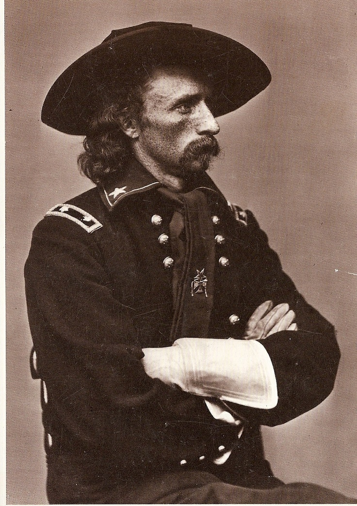custer guys Lt col george armstrong custer hancock's men and custer set out to confer with them to ascertain if they want to fight, in which case he [hancock.